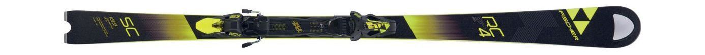 RC4 Worldcup SC (yellow base) + RC4 Z 11 Powerrail